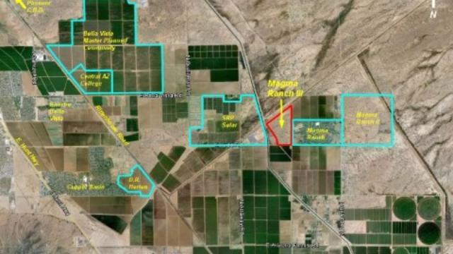 Magma Ranch III